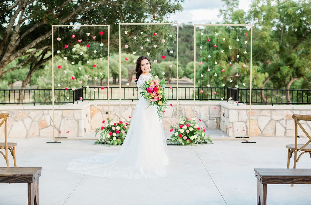 Feature in San Antonio Weddings